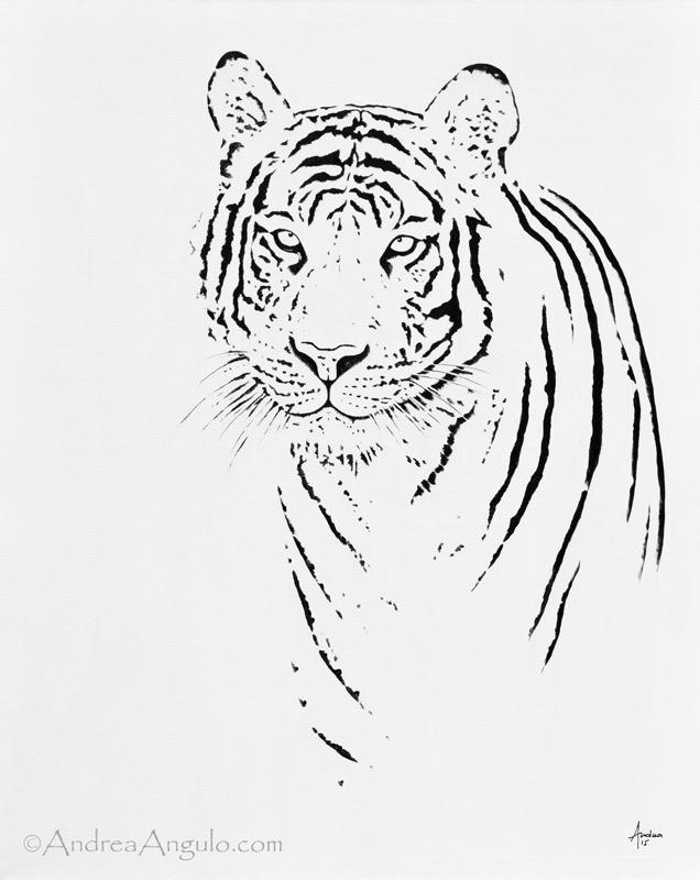 Bengal Tiger #1