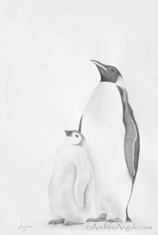 Emperor Penguin #2