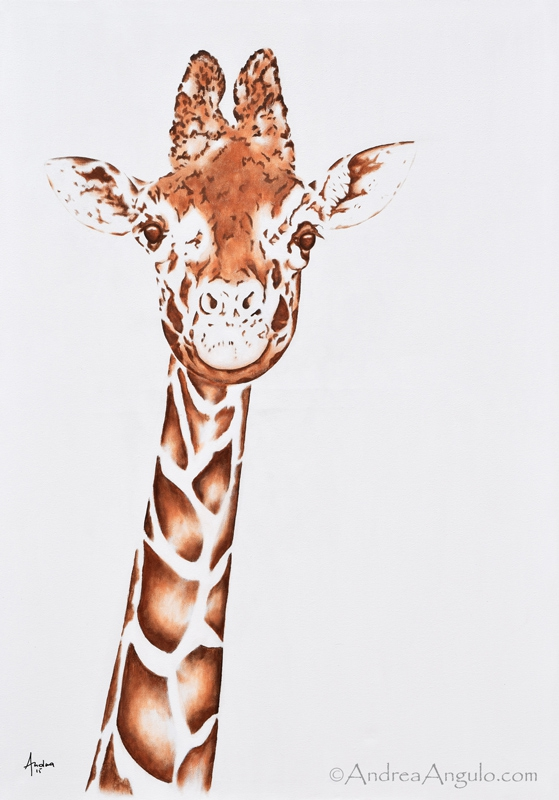 West African Giraffe #1