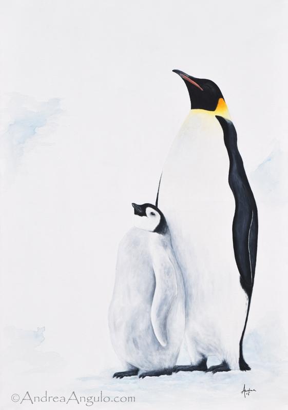 Emperor Penguin #1