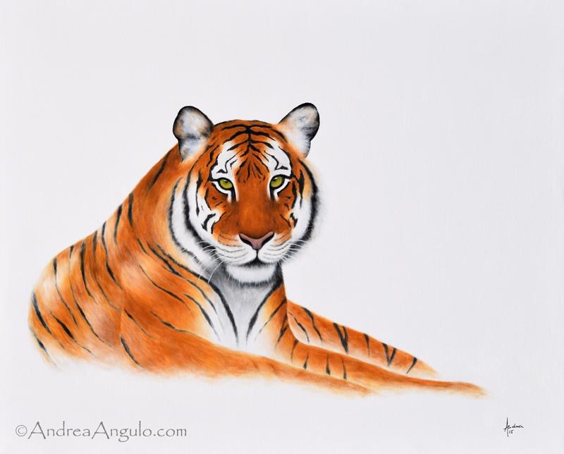 Malayan Tiger #1